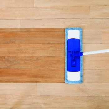 Vinyl/Wooden Floor Cleaning & Sealing