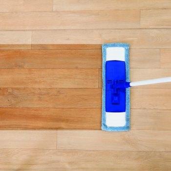Vinyl/Wooden Floor Cleaning & Sealing